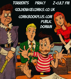 A teacher showing kids the history of comicbookplus.com